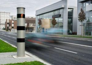 Dieser stationäre Rundum-Blitzer wurde von  Dr.-Ing. Stein aus Wiesbaden entwickelt - Foto: Thinkstock