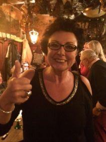 """Christiane Bartels, Leiterin der Montagssängerrunde, hat Hoffnung für den """"Eimer"""""""