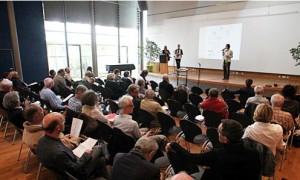 Der dritte Workshop zur Bürgerbeteiligung fand am 17. April 2015 statt. Foto: wiesbaden.de / Heiko Kubenka