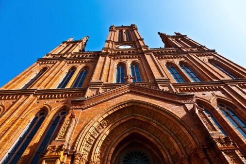 Bis Freitagmittag werden die Glocken der Marktkirche wegen der Arbeiten an der Elektrik nicht läuten. Foto: Thinkstock