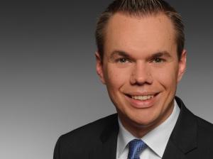 Björn Hörnle, Regionalvorstand der Johanniter