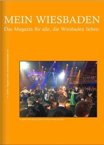 Titelseite MEIN WIESBADEN Ausgabe 1/2016