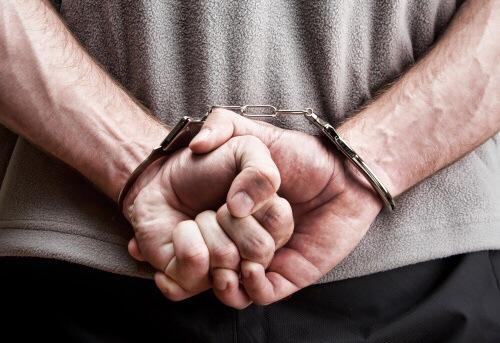 Der Mann (34) wurde am Abend des 2. Juli festgenommen. Jetzt meldete die Polizei den Erfolg. Symbolfoto: Thinkstock