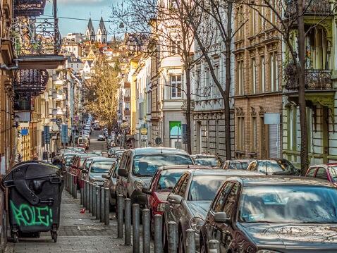 In zwei Wochen startet die Aktion für neue Parkplätze in Wiesbaden. Symbolfoto: Thinkstock