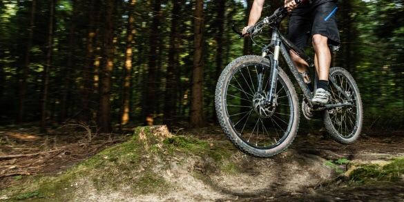 Die Mountainbike-Strecke am Schläferskopf wurde jetzt genehmigt. Symbolfoto: Thinkstock