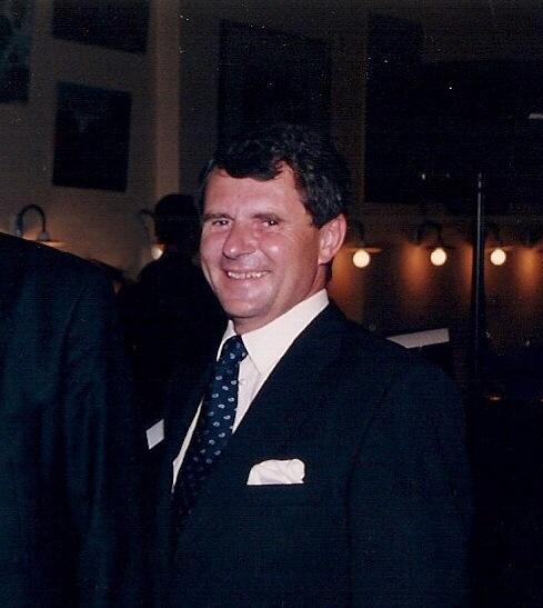 Der Wiesbadener Gastronom Helmut O. Reichardt verstarb unerwartet am 23. Oktober Foto: privat